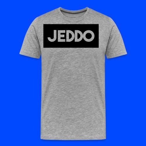 Black Background Transpar - Men's Premium T-Shirt