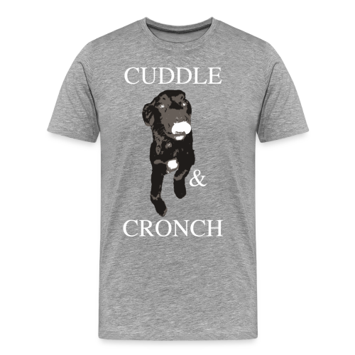 Cuddle & Cronch - Men's Premium T-Shirt