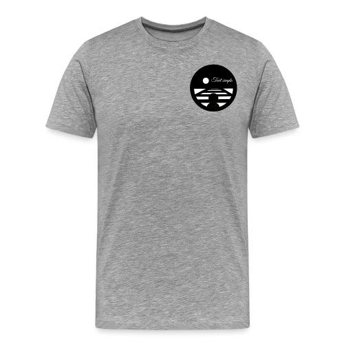 Simply Inc real - Men's Premium T-Shirt