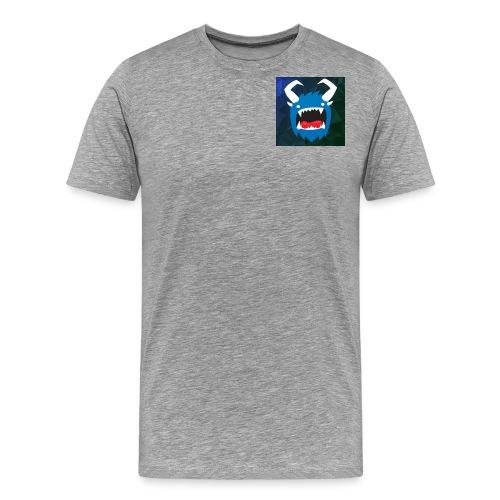 YouTube Icon - Men's Premium T-Shirt