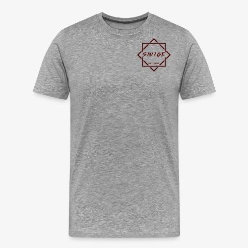 Savage Gang - Men's Premium T-Shirt
