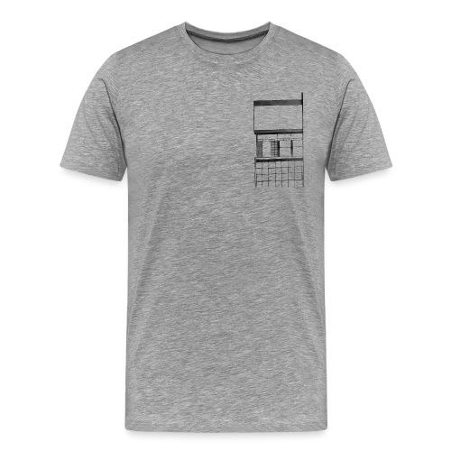 building gif - Men's Premium T-Shirt