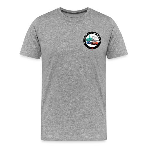wpgminiownerslogo - Men's Premium T-Shirt