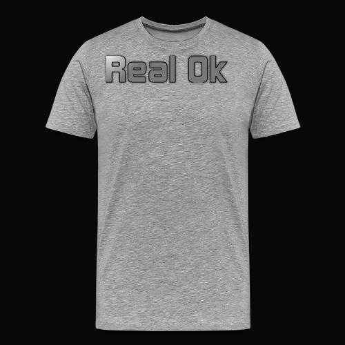 Real Ok version 2 - Men's Premium T-Shirt