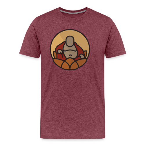 AMERICAN BUDDHA CO. COLOR - Men's Premium T-Shirt