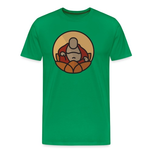 AMERICAN BUDDHA CO. COLOR - Men's Premium T-Shirt