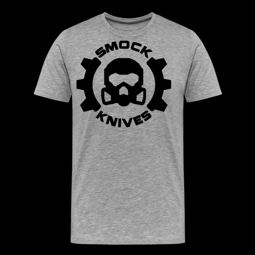 Smock Knives Large Front Logo - Men's Premium T-Shirt