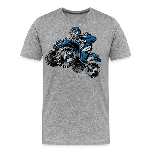 Yamaha ATV Shirt - Men's Premium T-Shirt