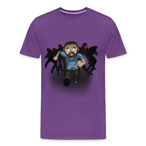 mathastshirt png - Men's Premium T-Shirt