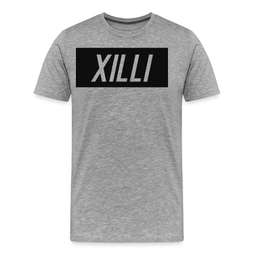 Xilli Logo - Men's Premium T-Shirt