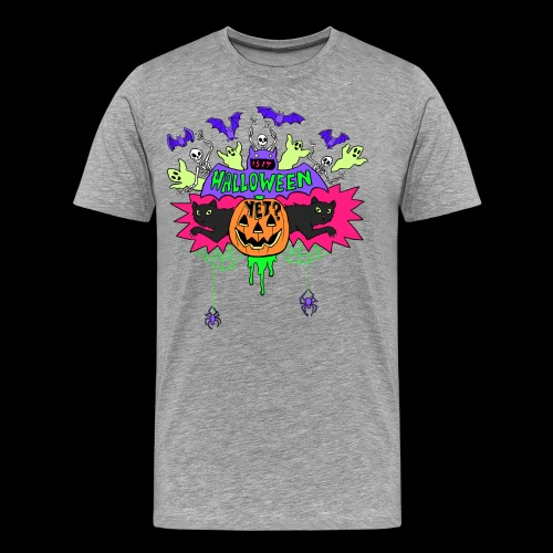 Is it Halloween yet? - Men's Premium T-Shirt