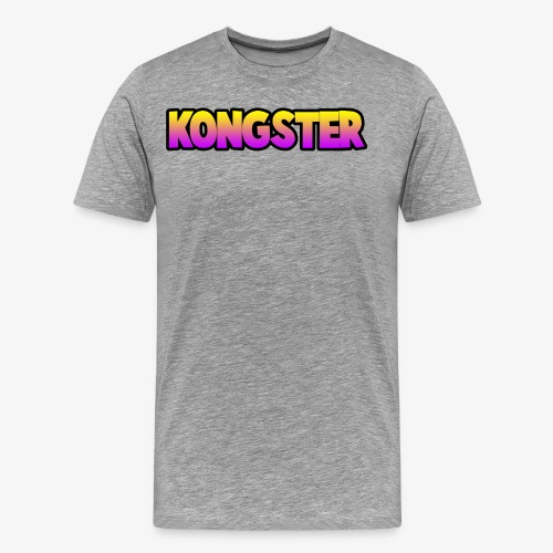 Kongster - Men's Premium T-Shirt
