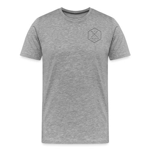 Woody Creations logo - Men's Premium T-Shirt