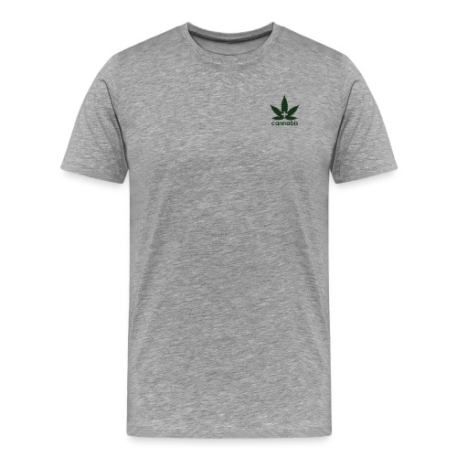 Medical Cannabis Supporter - Men's Premium T-Shirt