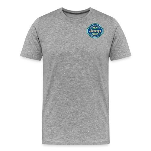 MJOC color logo png - Men's Premium T-Shirt