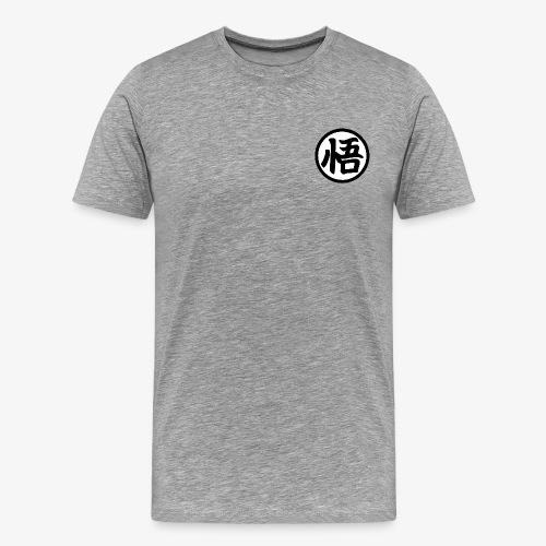 Dragonball Kanji Goku - Men's Premium T-Shirt