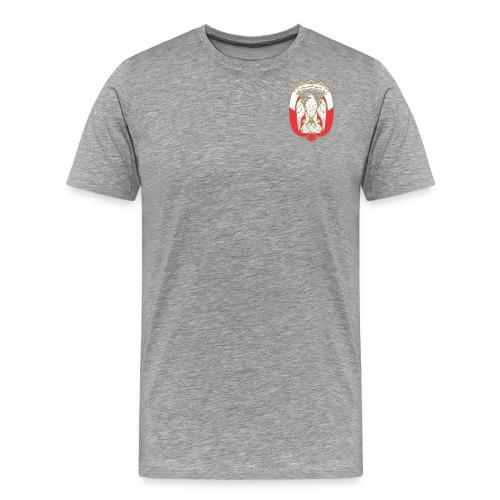 Abu Dhabi Gold LOGO - Men's Premium T-Shirt