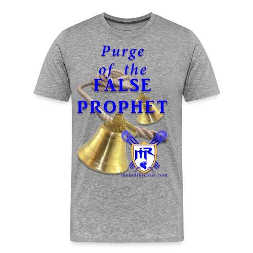 Purge T - Men's Premium T-Shirt