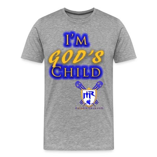 God s Child T - Men's Premium T-Shirt