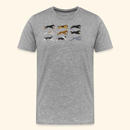 The Starting Nine - Men's Premium T-Shirt