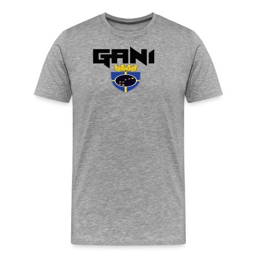 gancuge zvezdara - Men's Premium T-Shirt