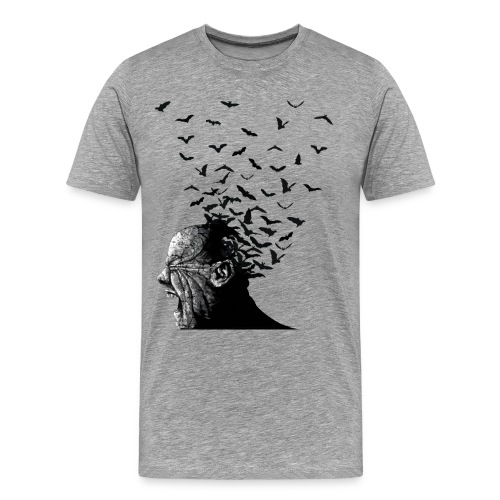 Cave Mind - Men's Premium T-Shirt