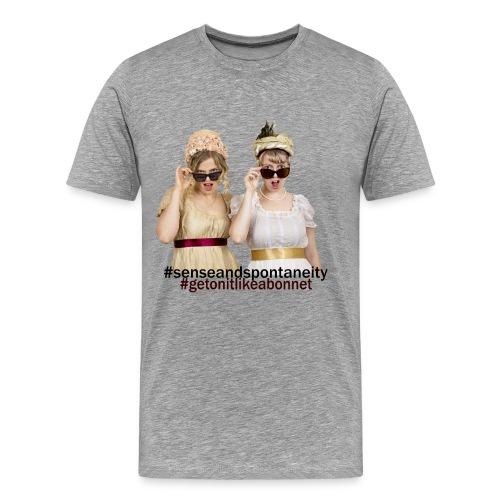 Shady Ladies - Men's Premium T-Shirt