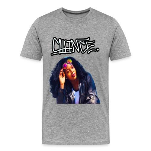 Chance Portrait - LIMITED EDITION - JMMS RECORDS - Men's Premium T-Shirt