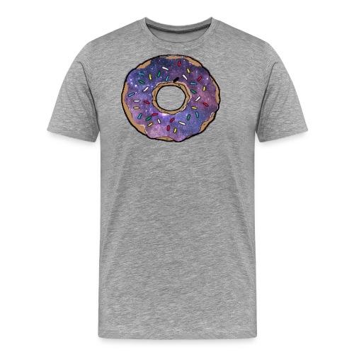 donut galaxy - Men's Premium T-Shirt
