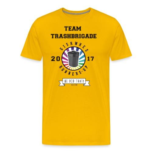 TrashBrigade 2017 - Men's Premium T-Shirt