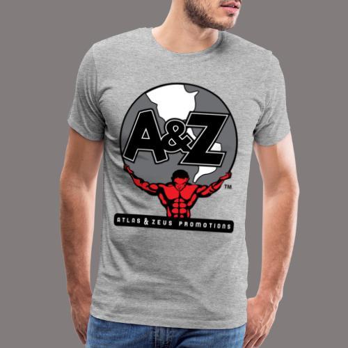 A Z Logo Randy Santel - Men's Premium T-Shirt