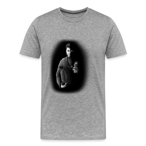 wikm2 png - Men's Premium T-Shirt