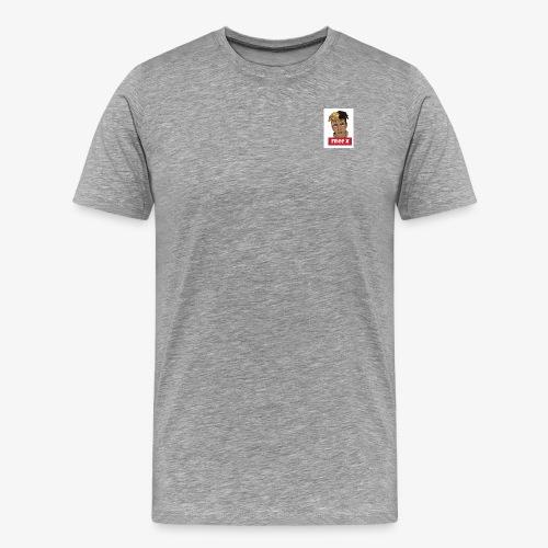 tentacion - Men's Premium T-Shirt