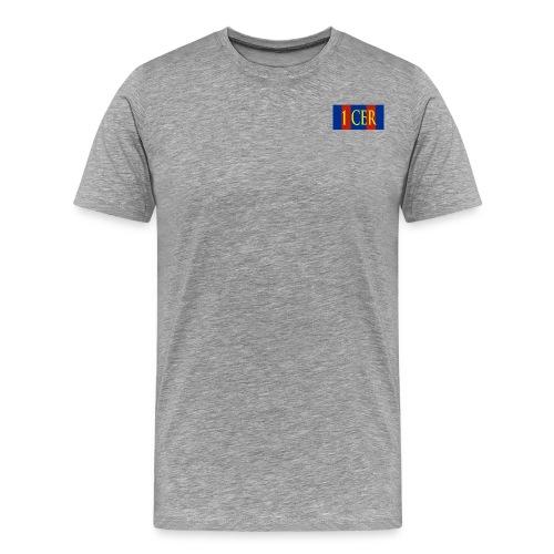 1cerlogo - Men's Premium T-Shirt