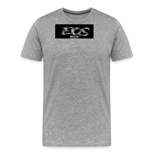 EOS clothing // NEW Brush logo - Men's Premium T-Shirt