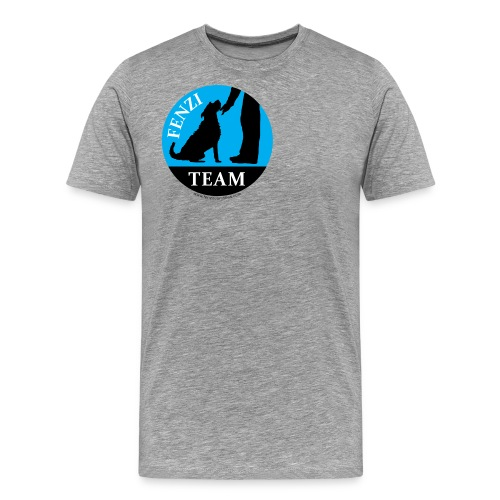 FENZITEAM Logo W - NOT FOR BLACK - Men's Premium T-Shirt