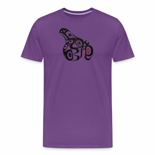 Killer Whale - Men's Premium T-Shirt