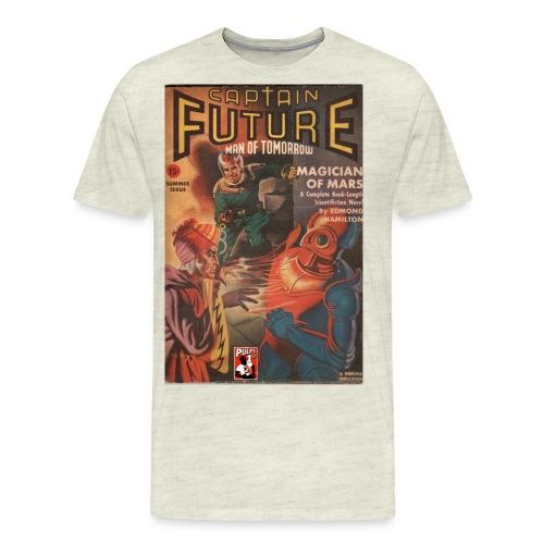 194107sum300dpcroppedtouchedscaledlogoi - Men's Premium T-Shirt
