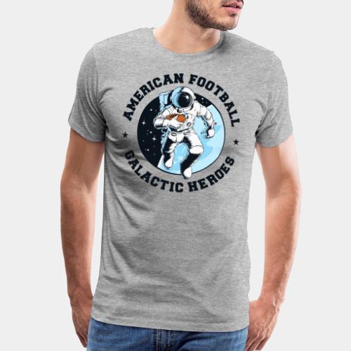 american football game - Men's Premium T-Shirt