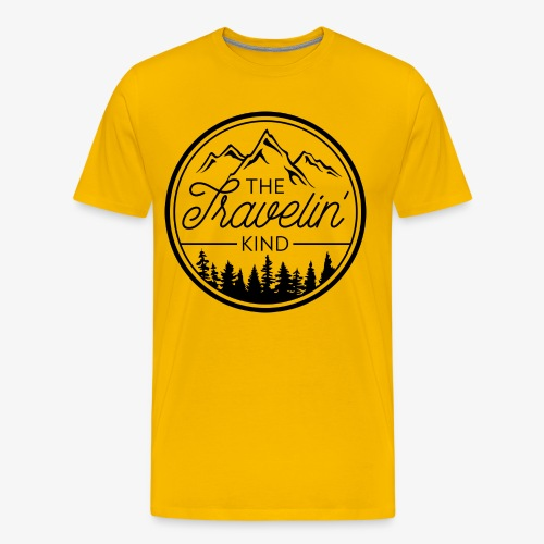 The Travelin Kind - Men's Premium T-Shirt