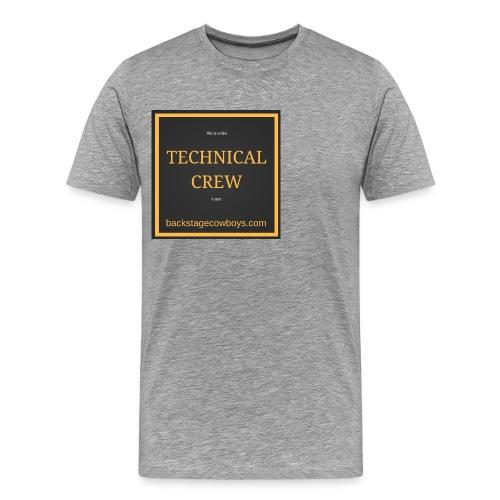FAKE TECHNICAL CREW - Men's Premium T-Shirt