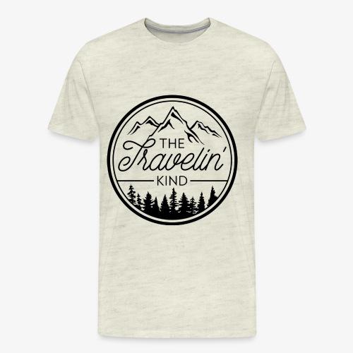The Travelin Kind - Men's Premium T-Shirt