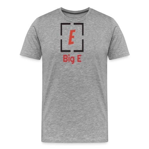 Big E Basic - Men's Premium T-Shirt