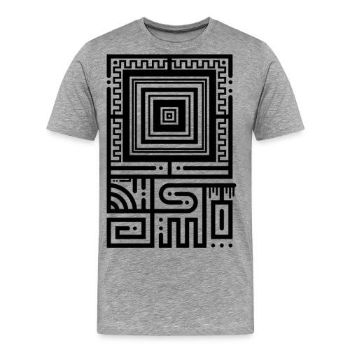 System 0.5 - Men's Premium T-Shirt