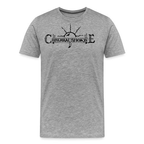 Chiwawausmokwe - 7thGen - Men's Premium T-Shirt