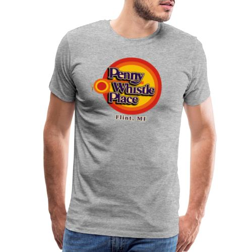 Penny Whistle Place - Men's Premium T-Shirt