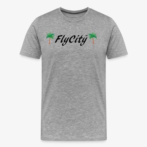 FLYCITY Logo - Men's Premium T-Shirt