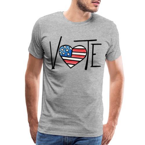 VOTE - Men's Premium T-Shirt