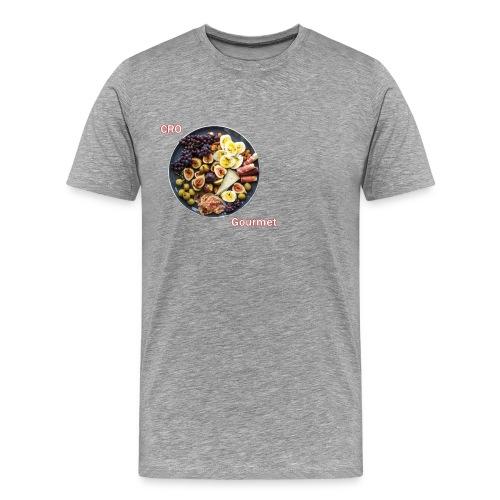 Croatian Gourmet - Men's Premium T-Shirt
