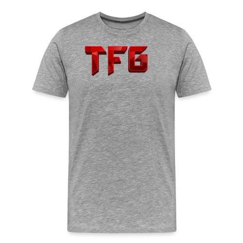 That Fox Gamer Logo - Men's Premium T-Shirt